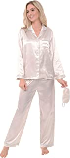 Best flannel lined satin pajamas Reviews