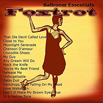 """Ballroom Essentials: Foxtrot"""