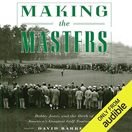 Making the Masters audiobook cover art