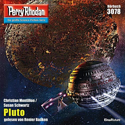 Pluto cover art