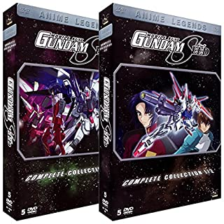 Gundam Seed - Intégrale - 2 Coffrets (B006K7KHC8) | Amazon price tracker / tracking, Amazon price history charts, Amazon price watches, Amazon price drop alerts