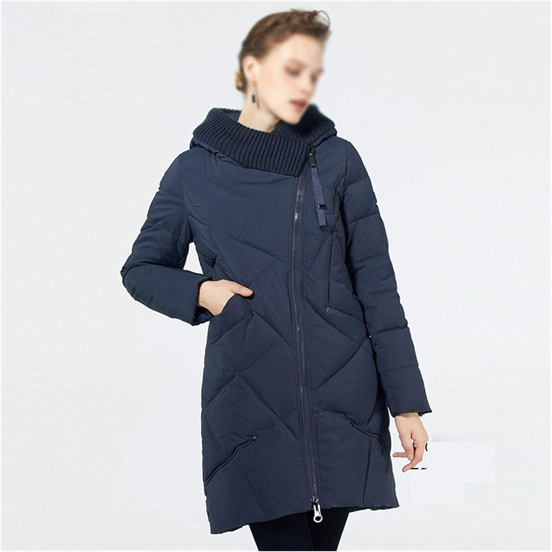 Nostalgie Outerwear Winter Parkas Corduroy Coat Women Fashion Jackets Winter Warm Woman Clothing Casual Jacket Women Jacket (Color : DEEP Gray, Size : Medium)