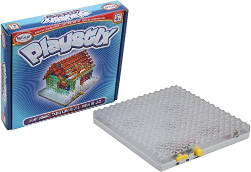Unbekannt Spiel auseinanderzuhalten Playstix Light Board Building Kit