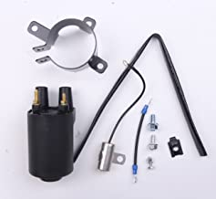 Goodbest New Ignition Coil Kit for Onan 541-0522 P Series, BGD, BGE, BGM, NHD, NHE & NHM,Replace #166-0761,166-0820