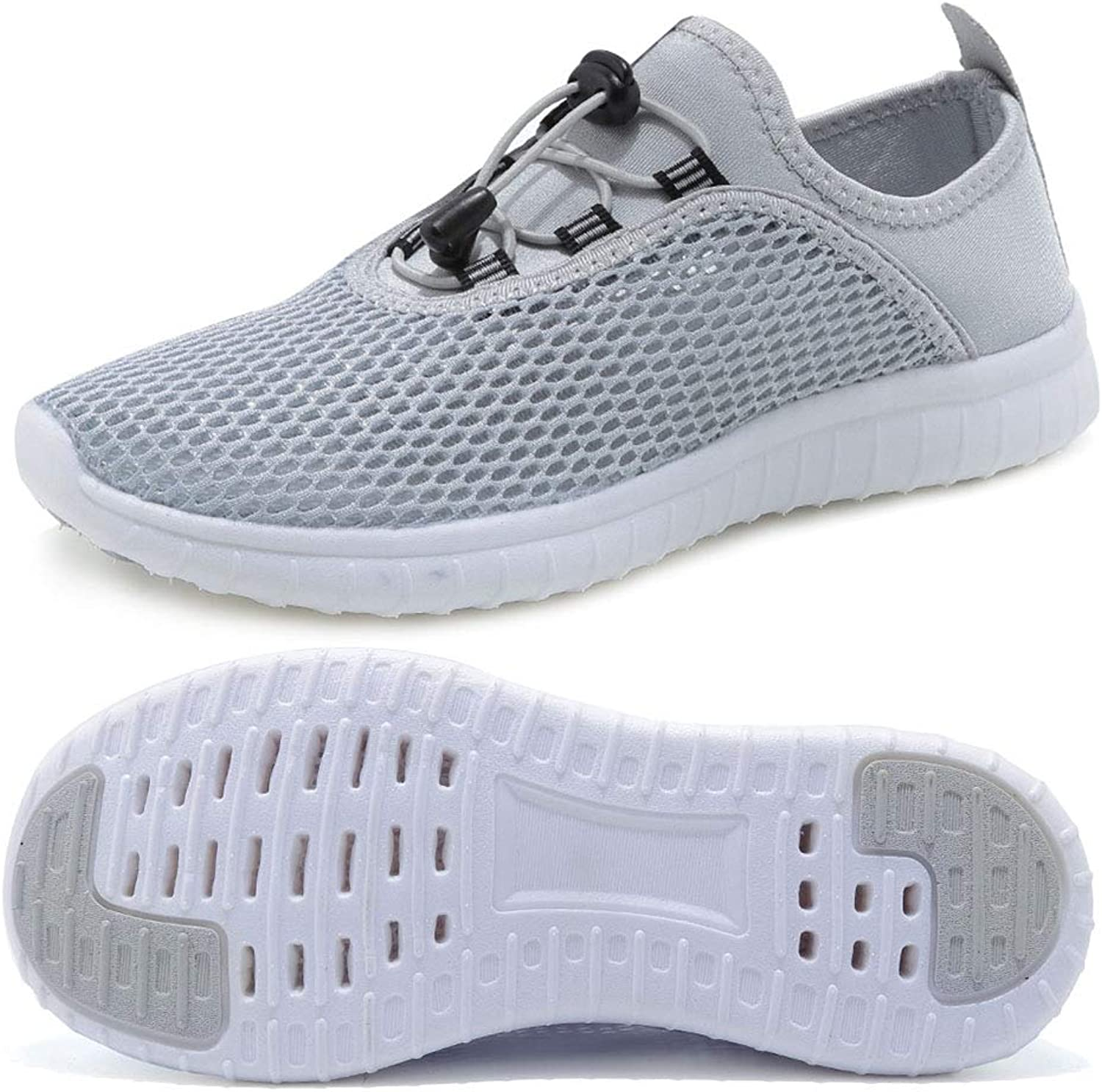 FCKEE Mens Quick Drying Water Aqua shoes