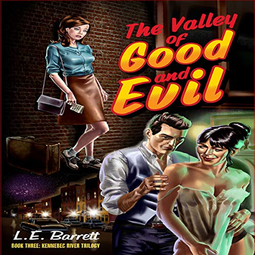 The Valley of Good and Evil audiobook cover art