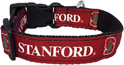 product image for NCAA Stanford Cardinal Dog Collar (Team Color, Medium)