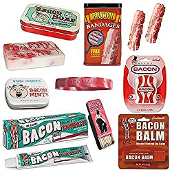 Would You Buy One Wednesday: Extreme Bacon Bath & Grooming Kit