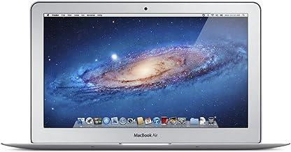 """Apple MacBook Air - Portátil de 11.6"""" (Intel core i5, 4 GB de RAM, Disco SSD 64 GB, Intel HD Graphics, Mac OS X Maverick..."""