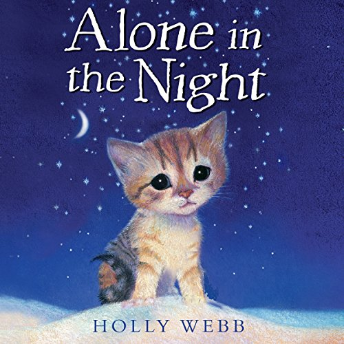 Alone in the Night audiobook cover art