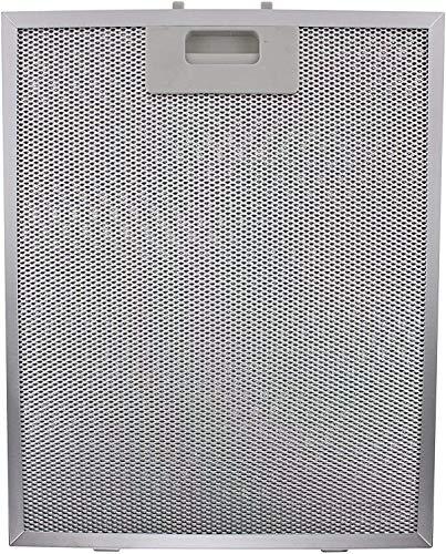 First4Spares, filtro in rete metallica di alluminio per cappa del forno Baumatic, 320x 260mm