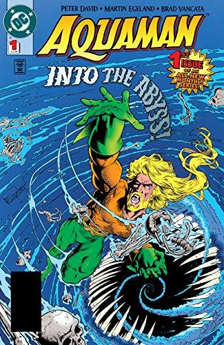 Aquaman (1994-2001) #1 (English Edition)