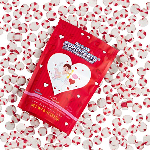 Cupid Farts Cinnamon Candy Valentine's Day Gag Gift