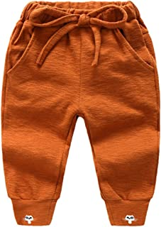 Susie Zechariah New Warm Pants for 2-7 Yeas Baby Boys Casual Clothes Sport Jogging Trousers