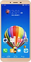 5.7'' Unlocked Mobile Phone-512MB+4G Android 6.0 Quad-Core Dual WiFi Smartphone (Gold)