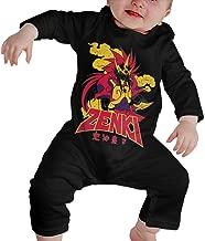 IEUGOH ZENKI Demon God Child Zenki Baby Boy Girl Romper Cotton Long Sleeve Jumpsuit Pajamas Sets