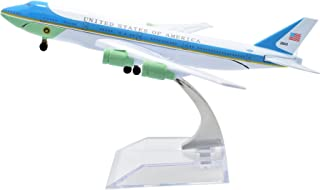 TANG DYNASTY 1/400 16cm エアフォースワン Air force one ボーイング B747 高品質合金飛行機プレーン模型 おもちゃ