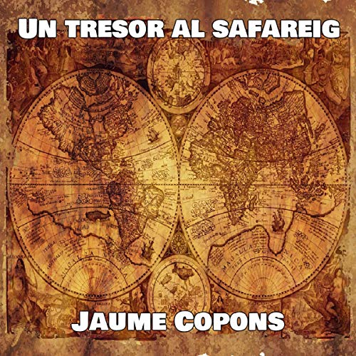 Un tresor al safareig [A Treasure in the Laundry] (Audiolibro en Catalán) cover art