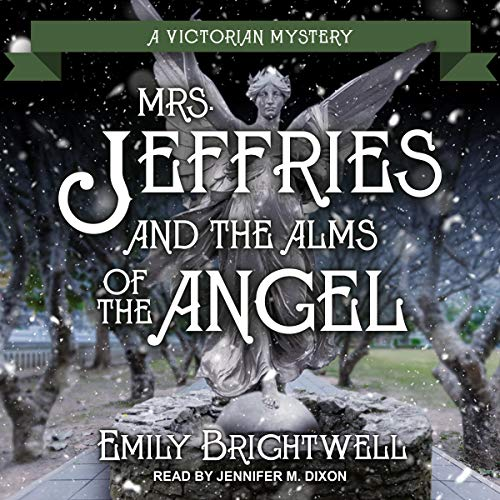 Mrs. Jeffries and the Alms of the Angel  By  cover art