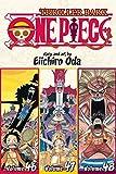 One Piece (Omnibus Edition), Vol. 16: Includes vols. 46, 47 & 48 (16)