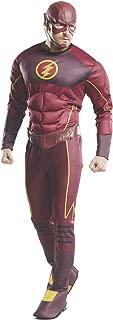 Men's Flash Deluxe Costume