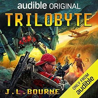 Trilobyte audiobook cover art