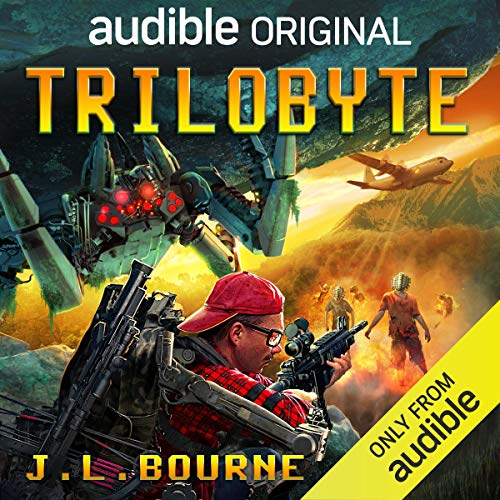 Trilobyte audiobook cover art