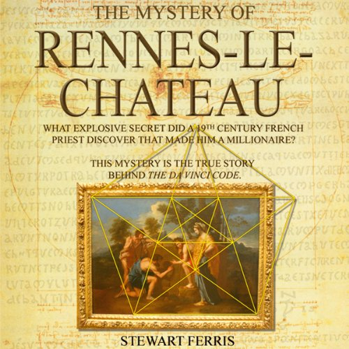 The Mystery of Rennes-Le-Chateau cover art