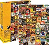 Aquarius So Many Beers Puzzle, 1000-Piece