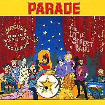 Parade: Circus, Fun Fair, Barrel Organ, Accordion