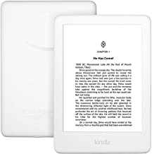 """Kindle (10th Gen), 6"""" Display with Built-in Light, WiFi (White)"""