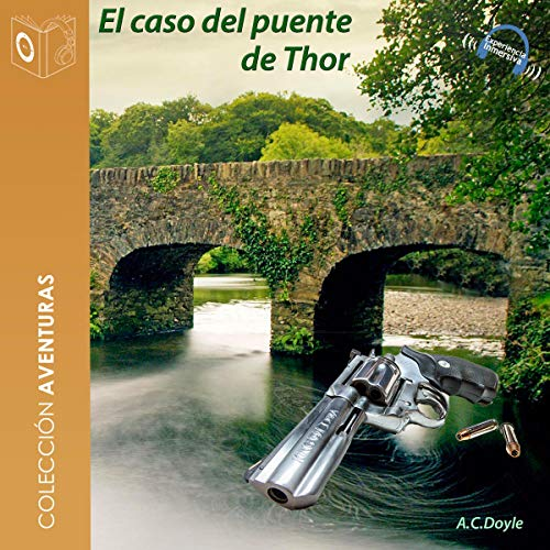 El caso del puente de Thor [The Case of Thor Bridge] cover art