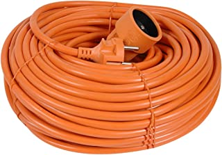 Debflex 344259 Extension Garden HO5VV-F 3G 1.5 mm² 25 m Orange