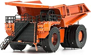 Fascinations Metal Earth Mining Truck 3D Metal Model Kit