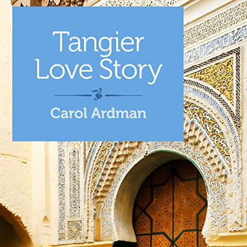 Tangier Love Story audiobook cover art