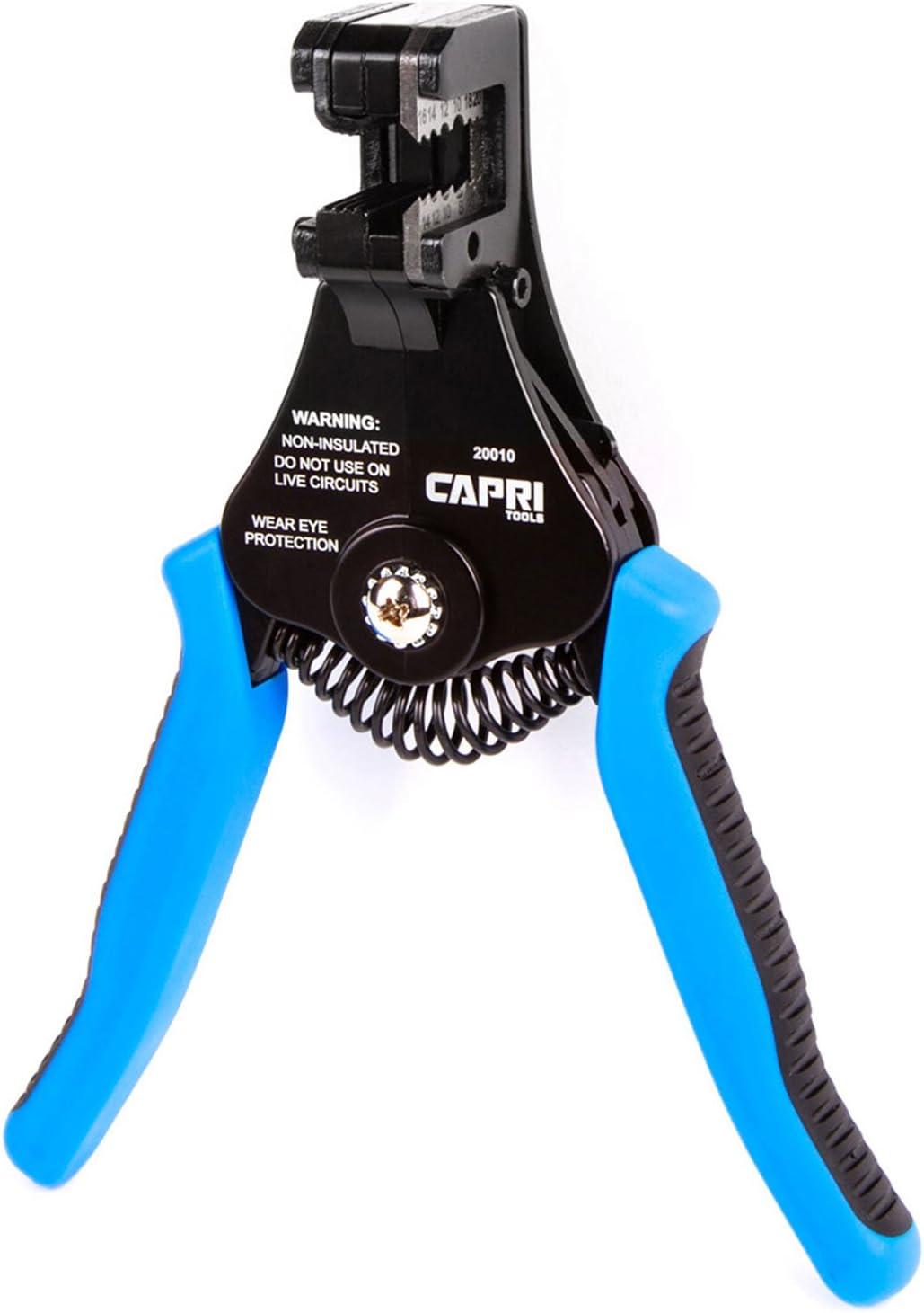 Capri Tools 20010 Wire Over item handling Max 75% OFF ☆ Precision Stripper