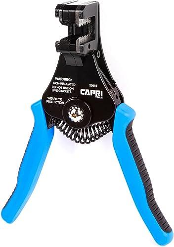 Capri Tools CP20010 Precision Wire Stripper