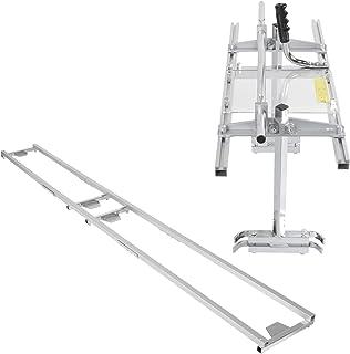 Kettingzaagmolen, frezen van planken, 36 inch kettingzaagmolen Aluminium railmolengeleidingssysteem Timmerhoutzaagblad Hou...