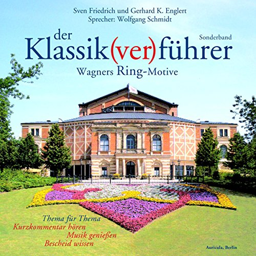 Der Klassik(ver)führer. Wagners Ring-Motive audiobook cover art