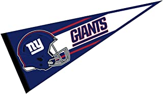 WinCraft New York Giants Official NFL 30 inch Large Pennant