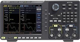 VOLTCRAFT FG-3500 Funktionsgenerator nätdriven 1 µHz - 250 MHz 2 kanaler Arbiträr, Brus (value.1376413), Puls, Fyrkant