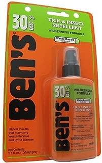 Adventure Medical Bens 30-Percent Pump, 3.4 oz (4 Pack)
