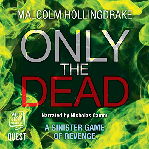Only the Dead audiobook cover art
