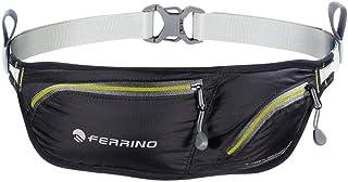 Ferrino X-Flat midjeväska, svart, XS