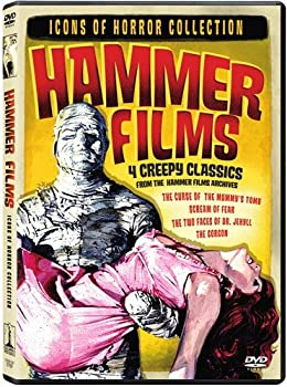 Icons of Horror Collection  Hammer Films  The Curse of the Mummy s Tomb / Scream of Fear / The Two Faces of Dr Jekyll / The Gorgon