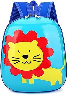 Children Cartoon Egg Shells Backpack Kid's Kindergarten Schoolbag