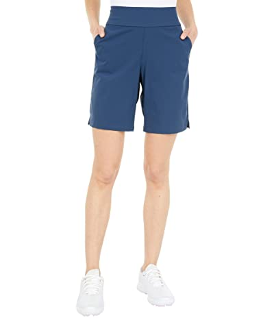 adidas Golf Modern Bermuda Golf Shorts (Navy) Women
