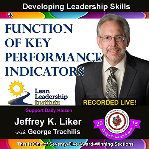 Developing Leadership Skills 58: Function of Key Performance Indicators  Titelbild