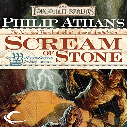 Scream of Stone audiobook cover art