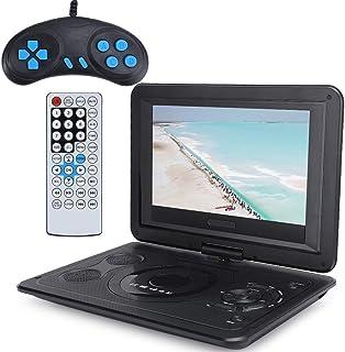 13.9 Inch DVD Player, Portable EVD Player 16:9 Widescreen for AVI/EVD/DVD/SVCD(Australian regulations)